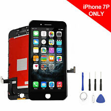 For Premium iPhone 7 Plus Black Replacement LCD Touch Screen Digitizer Display