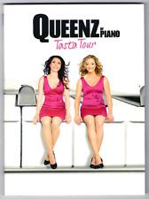 QUEENZ OF PIANO - TASTA TOUR (Portrait+SWR TV-Show) >Limited Promo-DVD>PR-Acetat