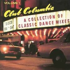 Club Columbia Various Artists, Earth Wind & Fire, Toto, Herbie Hancock Audio CD