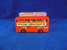 Code 3 Matchbox Superfast MB-17b Londoner Bus Historic Vehicle Parade Sandwell