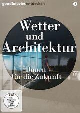 DOKUMENTATION - WETTER UND ARCHITEKTUR - OLAF JACOBS -  DVD NEU