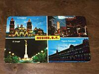 """Vintage Postcard """"Mexico, D.F."""""""
