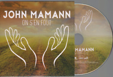 John Mamann On S'en Fout Cd Promo