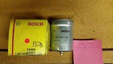 BOSCH Fuel Filter Fits PORSCHE 911 Targa
