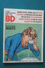 SCHUITEN / MOEBIUS : Cahiers de la BD - janvier 1988