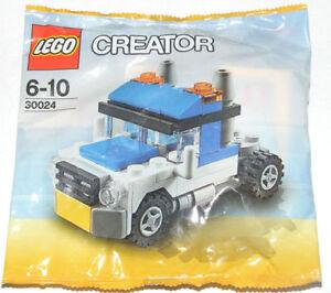 Lego Creator Truck #30024 Brand New Sealed Set Mini Kit
