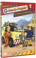Sam le Pompier - Volume 2 : la chasse au dinosaure - DVD NEUF