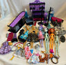 Rare Monster High And Ever After Dolls, accessories And Stands Etc Bundle