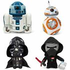 """Star Wars 9"""" Talking Plush Toys 4 Pack - Droids vs Villains"""