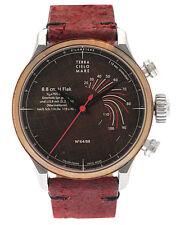 Terra Cielo Mare  FLAK 88 L.E. Chronograph Automatic Men's Watch TC7016ACB3PA