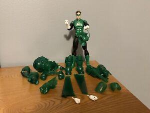 DC Icons Series Green Lantern Hal Jordan Dark Days LOOSE COMPLETE