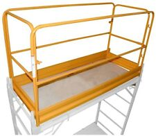 Pro-Series Tools GSGRSU Pro Series Yellow Scaffolding Guard Rail System Safety