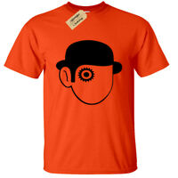 Clockwork Orange T-Shirt Mens Retro Film Cult Classic S-5XL