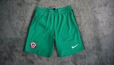 Men's Nike Chile National Team Short Player Issue Green sz MEDIUM