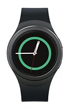 Openbox New Samsung Gear S2 SM-R730A 4G Dark Grey Black Smartwatch Unlocked ATT