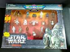 Micro Machines Star Wars Droids (NEW) From 1995 Galoob 66090