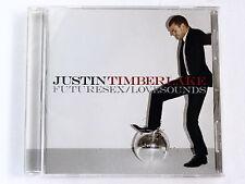 JUSTIN TIMBERLAKE Futuresex/Lovesounds+1 BVCQ-21082 JAPAN CD 285az58