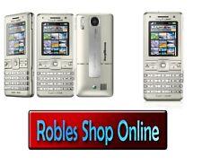 Sony Ericsson K770i Silver (Ohne Simlock) 3G 3,2MP Blitz Radio MP3 Neuwertig TOP