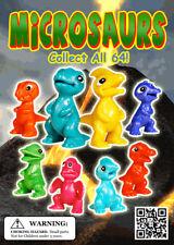 Vending Machine $0.25/$0.50 Capsule Toys - Microsaurs