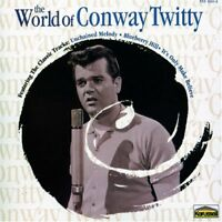 Conway Twitty-World of Conway Twitty CD   New