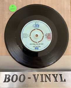 """THE EXCITERS - REACHING FOR THE BEST ~ NORTHERN SOUL CLASSIC - 7"""" VINYL  RECORD"""