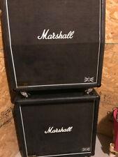 "Marshall 1960A 300-watt 4x12"" Angled Extension Cab"
