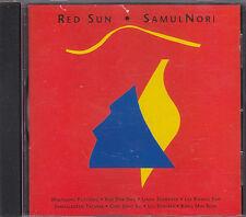 RED SUN - samulnori CD