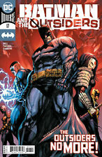 Batman And The Outsiders #1-17 | Main & Variants Issues | DC Comics | 2020 NM