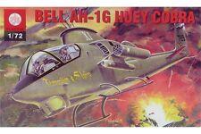 PLASTYK S134 1/72 Bell AH-1G Huey Cobra