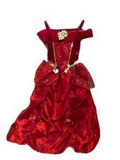 DISNEY Principessa Belle Vestito 5-6 anni