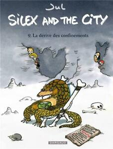 BD - SILEX AND THE CITY > TOME 9 / JUL, EO DARGAUD