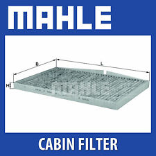 Mahle Pollen Air Filter - For Cabin Filter - LAK58 - Fits Audi A6