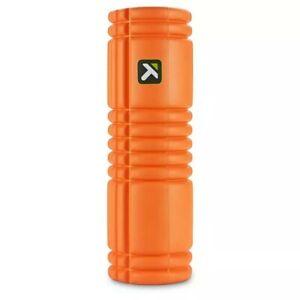 Trigger Point Grid Vibe Plus 4-Speed Vibrating Foam Roller - Orange - New Latest