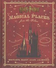 Harry Potter: Magical Places from the Films, Jody Revenson, Very Good condition,