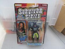 WWF WCW WWE Survivor Series X Pak MINT ON CARD