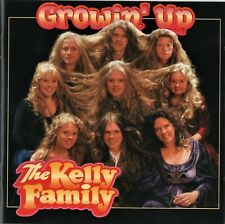 THE KELLY FAMILY - Growin' Up ; CD 1997 ; D ; Pop Rock, Country Rock