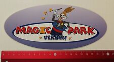 Aufkleber/Sticker: Magic Park Verden (29041741)