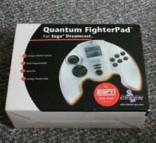 Interact Quantum Fighter Pad Controller (Sega Dreamcast) ~ CIB EXCELLENT