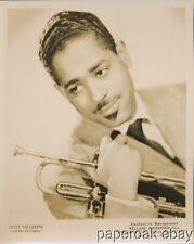 ca1950 Original Dizzy Gillespie Promotional Photo