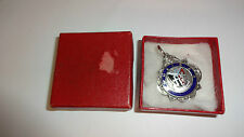 Vintage Boxed Band of Hope & ISAA Boys Relay White Metal & Enamel Medal 1961