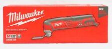 Milwaukee 2426-20 12V Li-Ion M12 Multi Oscillating Tool - Tool Only Brand New!