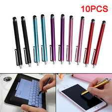 10X Capacitive Touch Screen Stylus Pen for iPhone iPad iPod Tablet Samsung