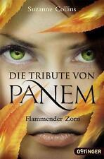 Deutsche Suzanne Collins-Bücher für junge Leser im Taschenbuch-Format