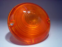 """Chevy 57,1957 Park Light Lens Amber/ Plastic W/""""GUIDE"""" *CLOSE OUT*"""