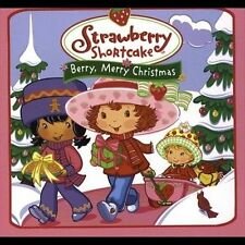 Strawberry Shortcake : Berry Merry Christmas (CD, jewel case)  NEW