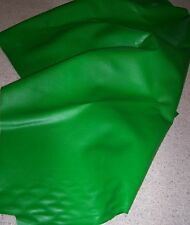 Scampolo 100x145 Eco Pelle VERDE Tessuto ECOPELLE Rivestimento sedia divano