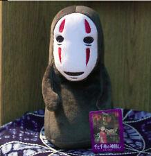 Miyazaki Hayao Ghibli No Face Ghost Stuffed No Face Man Cartoon Plush Toy 20cm
