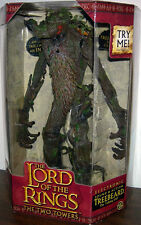 Toybiz LORD OF THE RINGS TWO TOWERS electronic TREEBEARD w/sound LOTR
