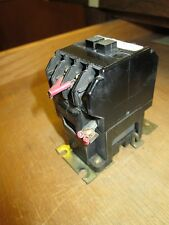Westinghouse  Control Relay  BF20F  10A  300VAC  120V coil  Used