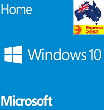 Microsoft Windows 10 64-bit Computer Software